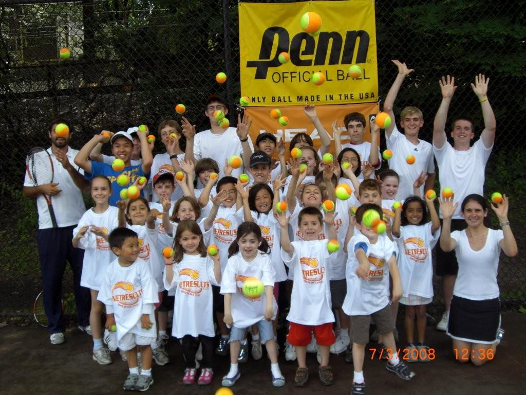 NETRESULTS Tennis Junior Jam Week