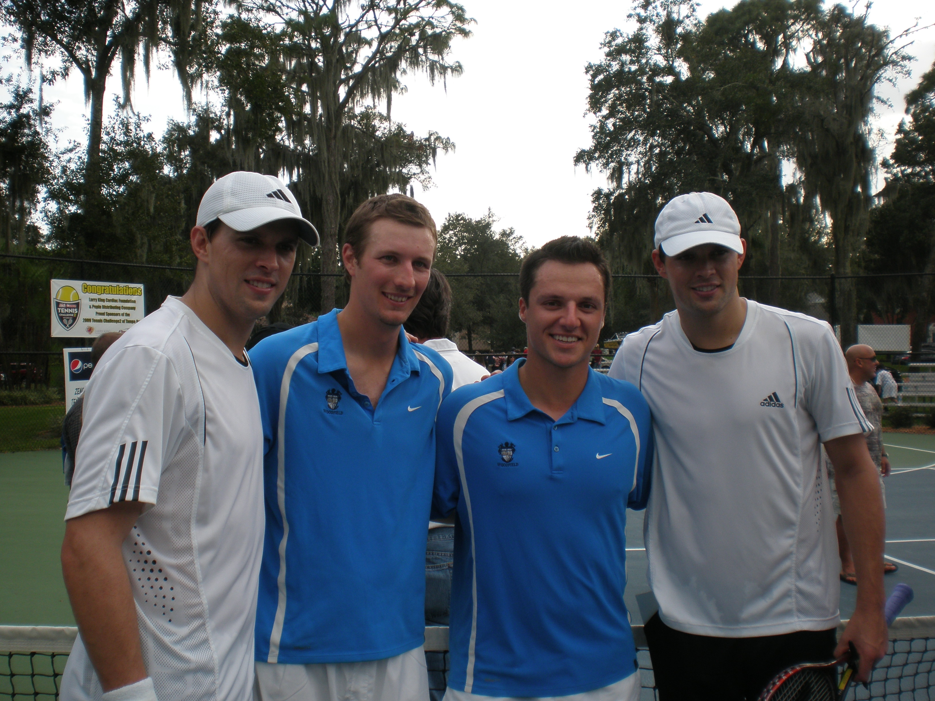 Goran and Bryan Bros
